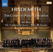 Hindemith: The Complete Piano Concertos