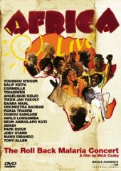 Africa Live - The Roll Back Malaria Concert