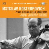The Russian Archives: Rostropovich plays Russian Cello Concertos