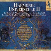 Harmonie Universelle II: CD catalogue Alia Vox 2004